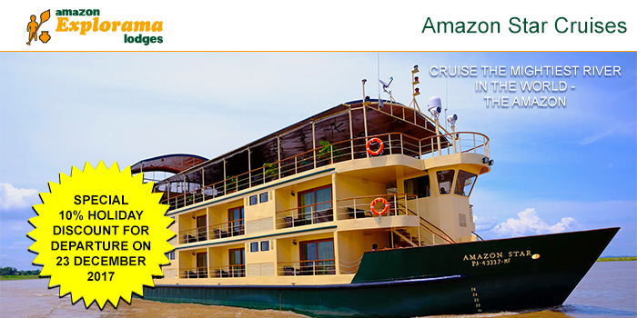 Amazon Star Cruises